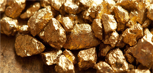 "Gold Could be ""in the Green"" on Week"