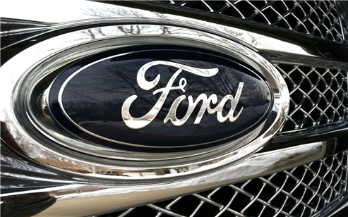 Ford Motor Company (F) Down on Special Dividend