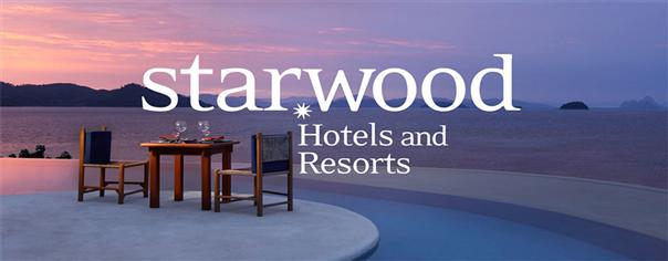 Starwood Hotels Resorts Hot Rates