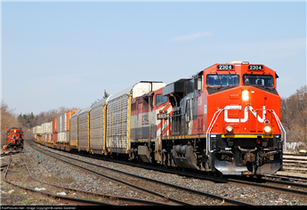 CN on Verge of Strike